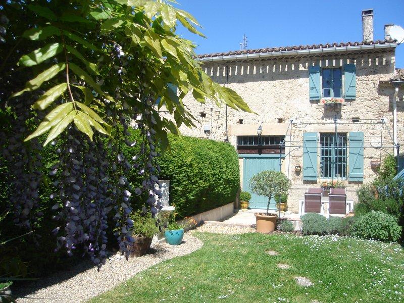 Les Jasmins, Domaine de Fournery, holiday rental in Saint Martin de Villereglan
