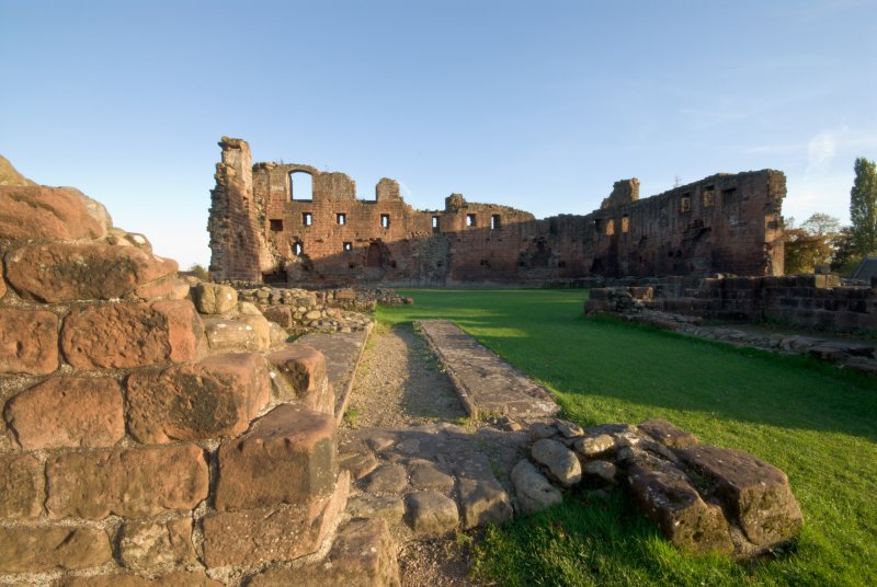 Nearby Penrith Castle
