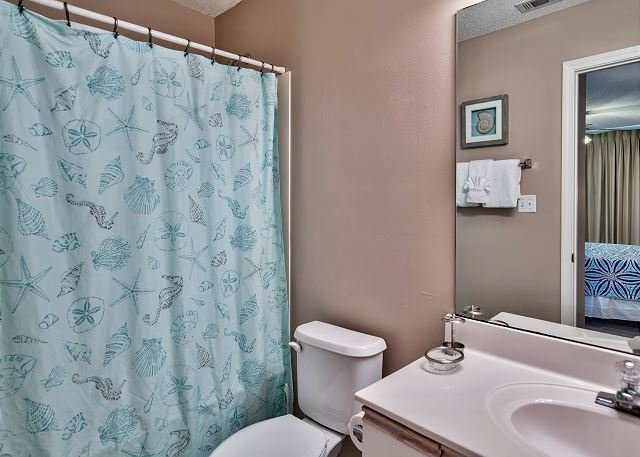 Maravilla 1306 - Attenante Master Bathroom