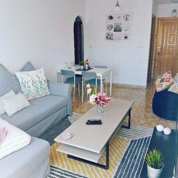 Penthouse apartment, La Cinuelica, Punta Prima, holiday rental in Punta Prima