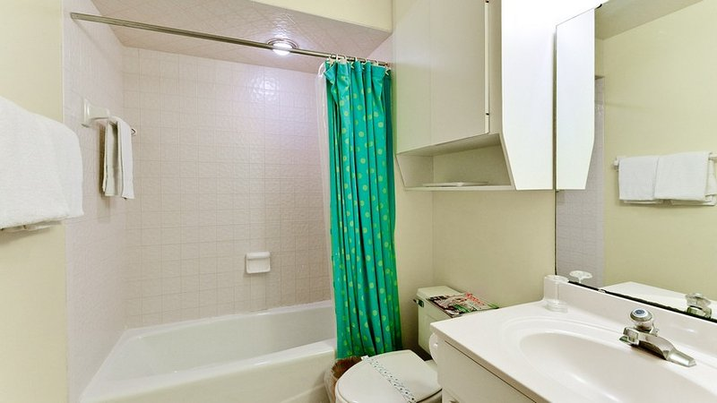 Bathroom 2 Includes Tub/Shower Combo