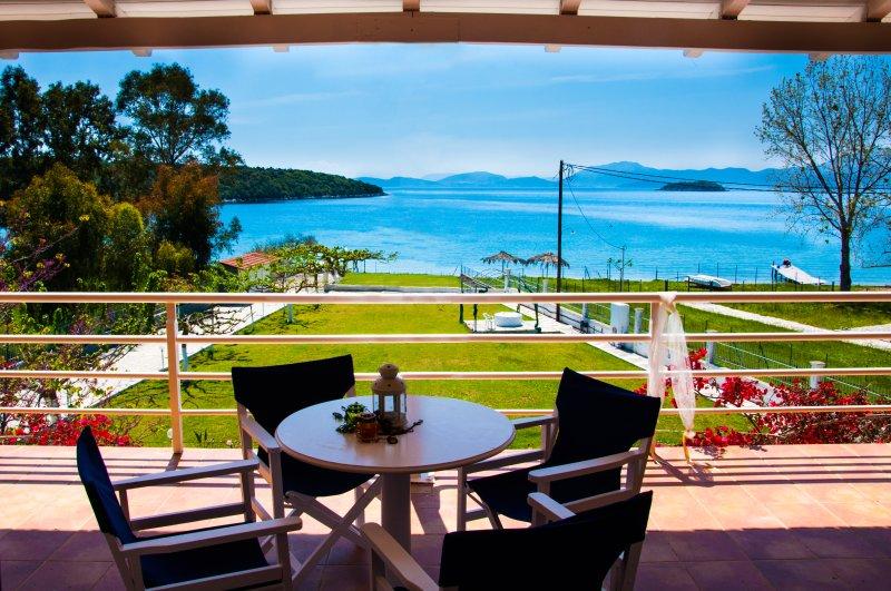 Villa Aphrodite, vacation rental in Aetolia-Acarnania Region