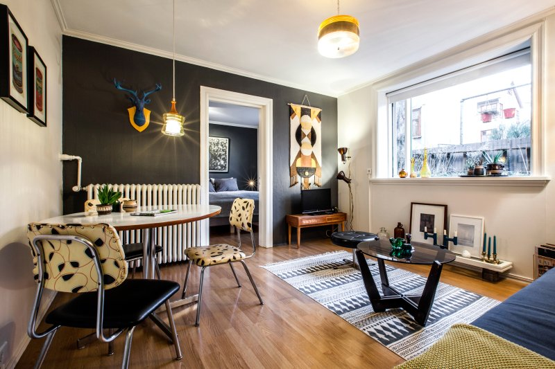Rare Apartments: Downtown Retro, vacation rental in Reykjavik