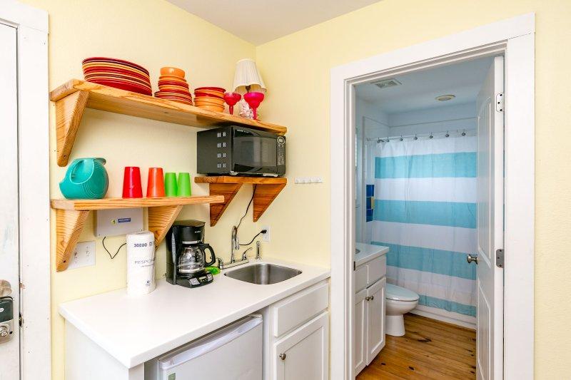 Sink,Shelf,Microwave,Oven,Indoors