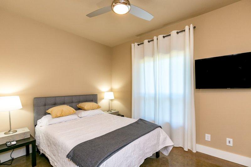 Lámpara, Dormitorio, Interior, Habitación, lámpara de mesa
