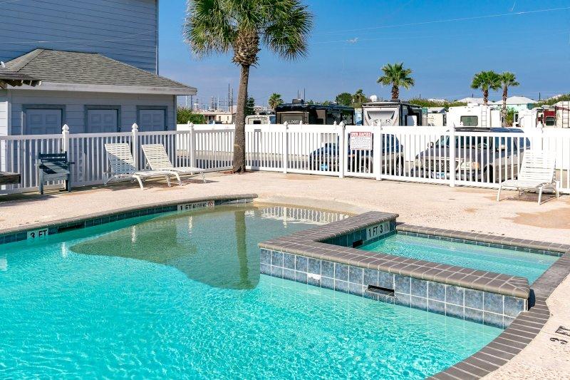 Pool, Resort, Swimming-Pool, Wasser, Palme
