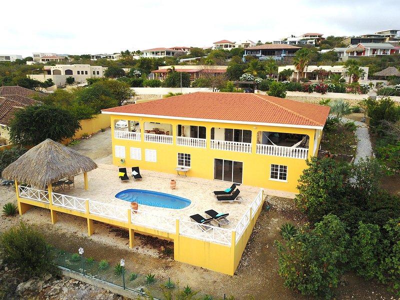 Villa Sol Mate in Sabadeco, alquiler vacacional en Sabadeco