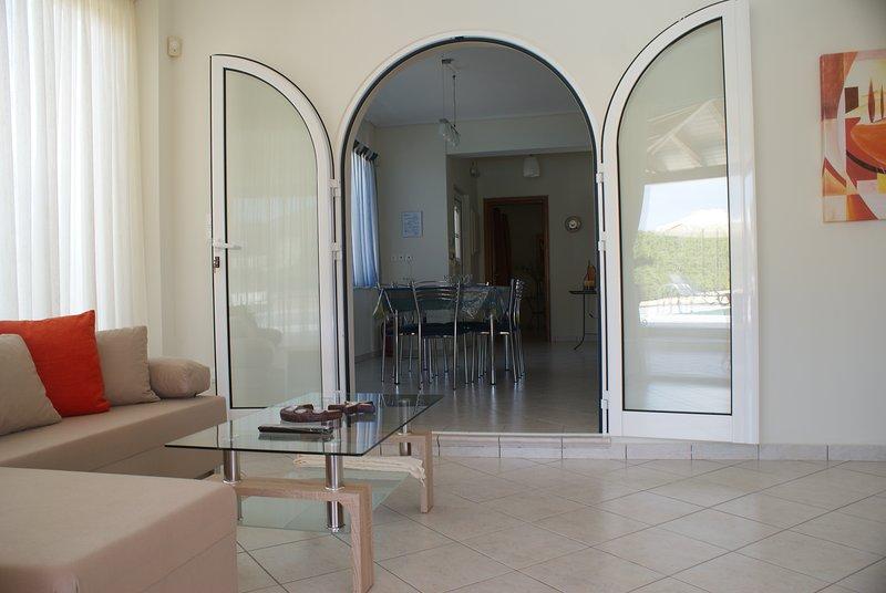 Interior, simple and elegant