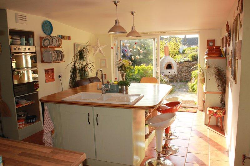 Delightful family home in west Cornwall, location de vacances à Camborne