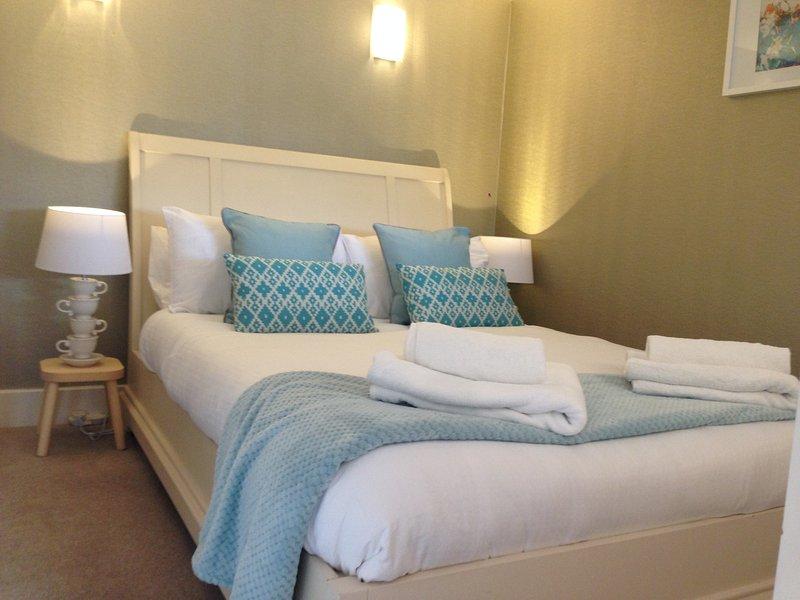 Cozy Bedroom on mezzanine level