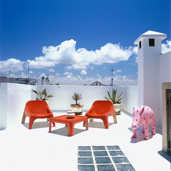 3rd Floor – Roof Terrace
