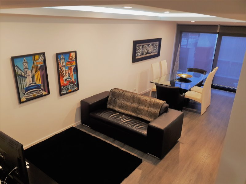 Dining room / living
