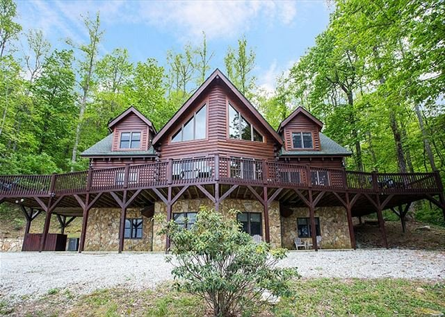 Grandview Lodge, vacation rental in Old Fort