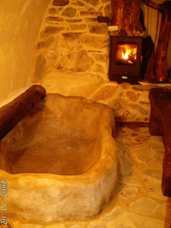 cueva bañera de sensaciones