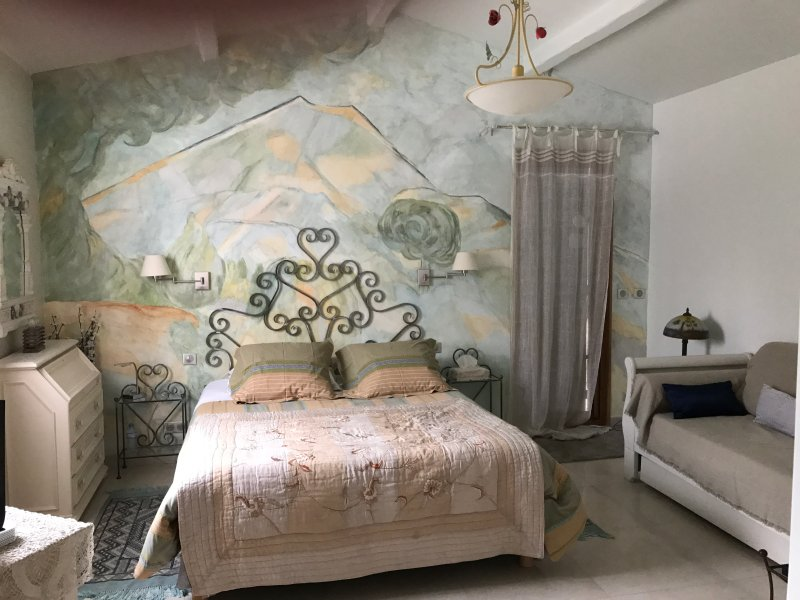 Room Cezanne-Villa Victoria Gréasque