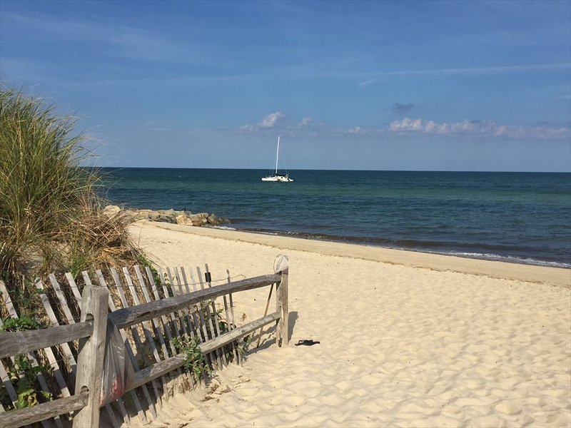 Crosby Beach at just 1/2 Mile