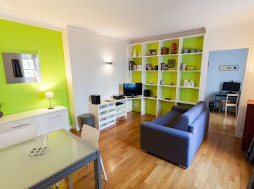 2 PIECES 38 m² au calme PROCHE MONTMARTRE, holiday rental in Paris