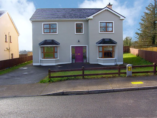 Spacious 5 Bedroom house, holiday rental in County Leitrim