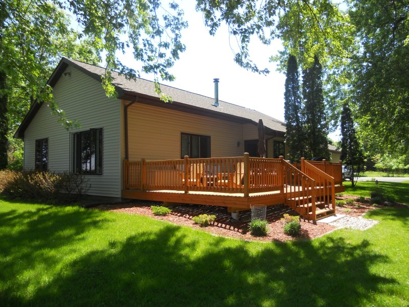 Casa e deck