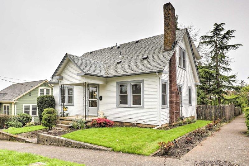 Reserve esta casa prístina para la escapada definitiva de Eugene!