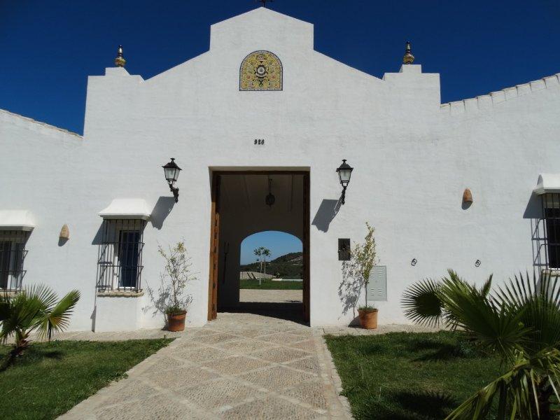 Casa de campo en Arcos de la Frontera, vacation rental in Arcos de la Frontera