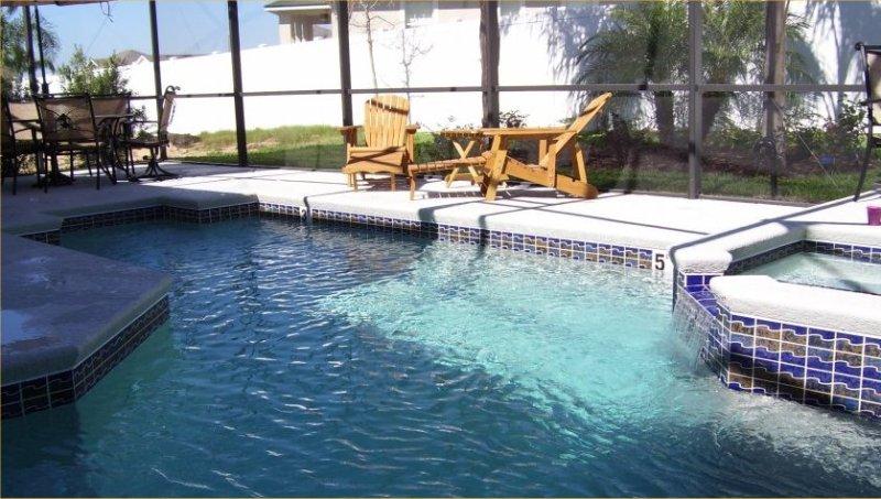 Pool, Wasser, Resort, Swimmingpool, Bank