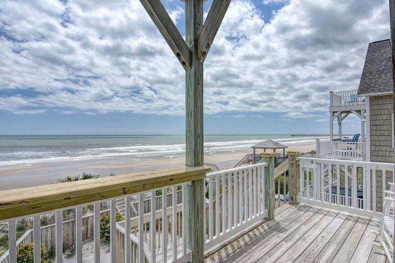 Deck Views off Living Area