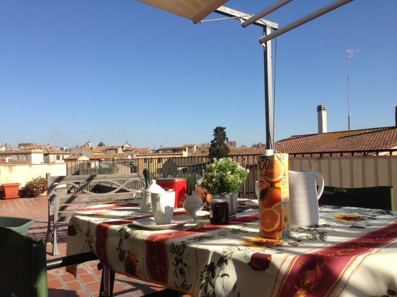 charming loft in tuscania, vacation rental in Tuscania