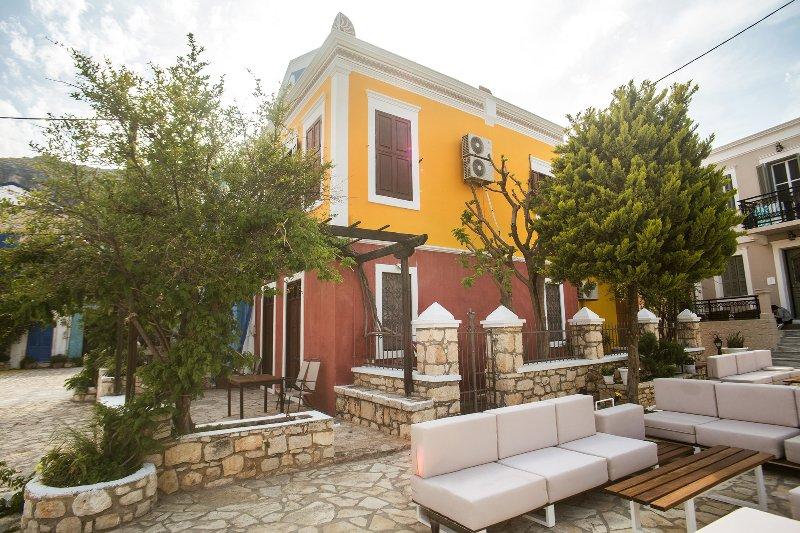 Kastellorizo island Traditional Houses, holiday rental in Kastellorizo
