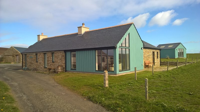Brockan Cottage, holiday rental in Birsay