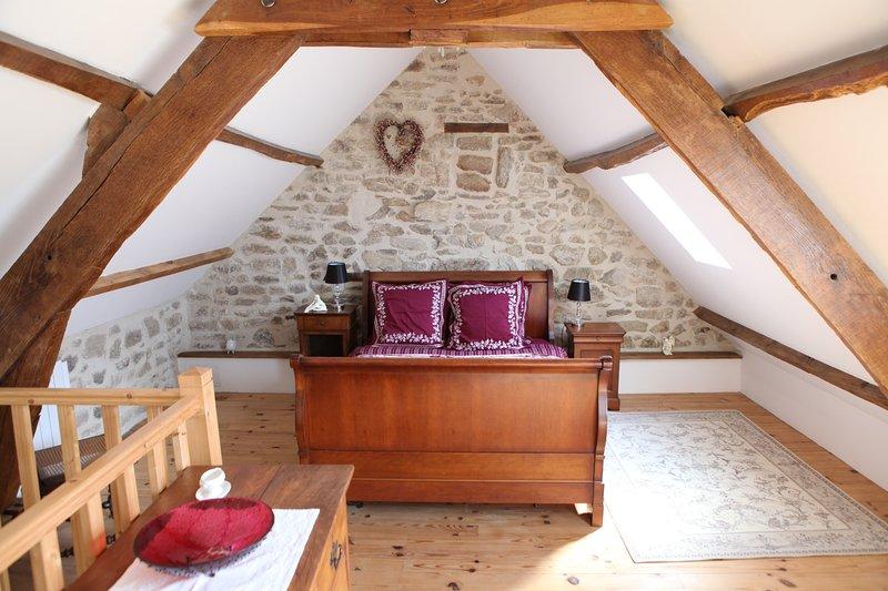 Castle Terrace, holiday rental in Felletin