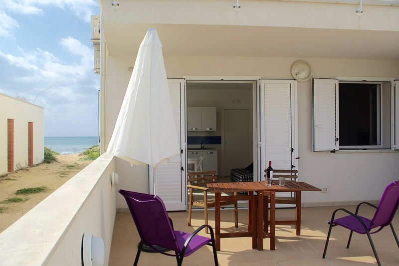 Terrazza Montalbano - Catarella, vacation rental in Punta Secca