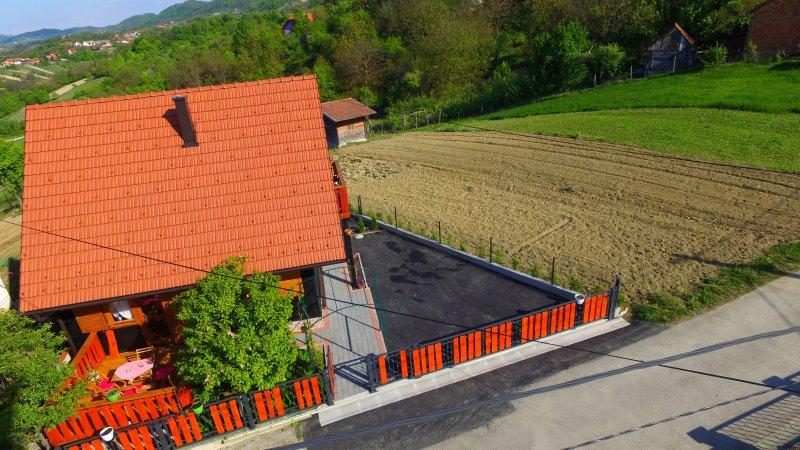 Kuća za odmor Rukova Hiža, Ferienwohnung in Krapina-Zagorje County