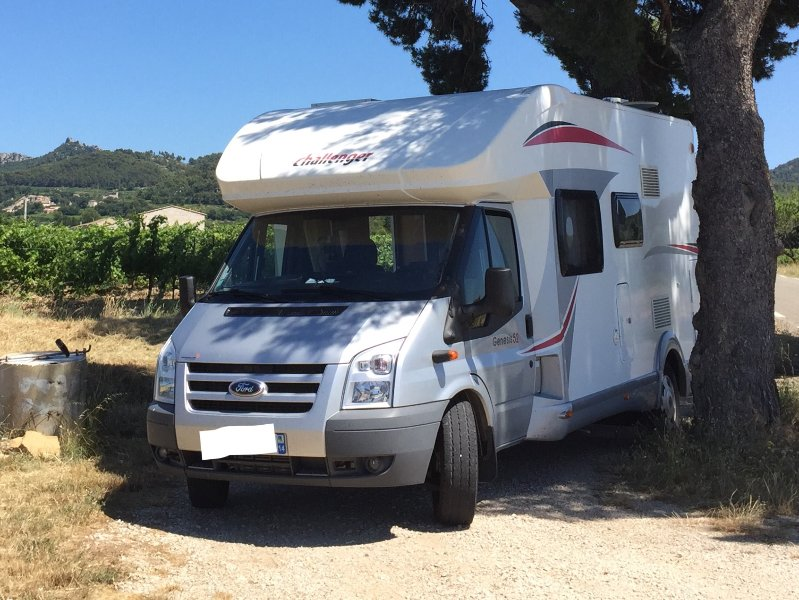 Location camping car, holiday rental in Cosqueville