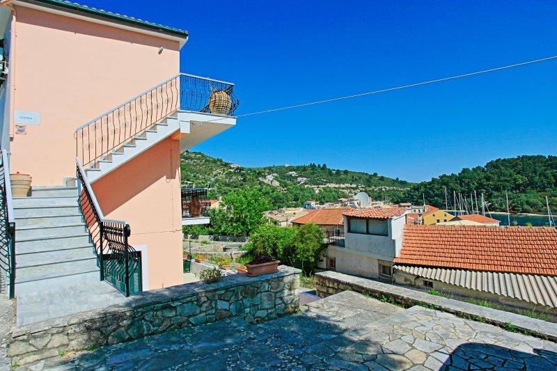 Adjacent terrace
