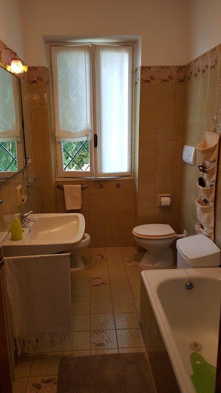 baño primer piso