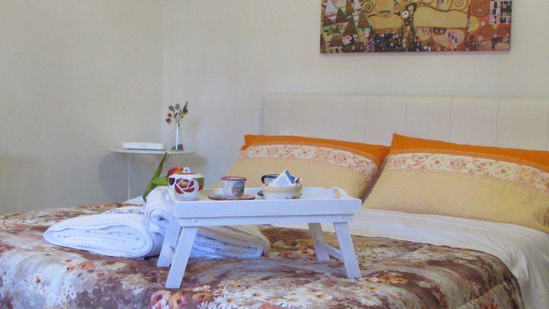 Portarotese apartment with terrace close the Cathedral, holiday rental in Salerno