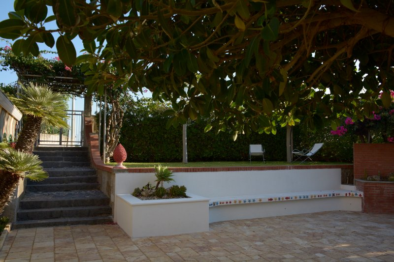 Villa Donna Teresa, holiday rental in Monasterace