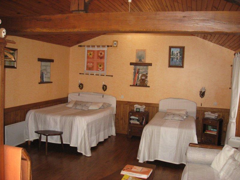 chambre d'hotes charmance, vacation rental in Benassay