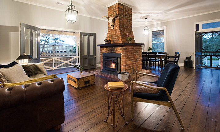 Daylesford Accommodation Escapes - Dunroman
