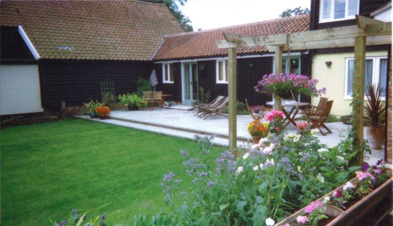 Cart Lodge, Boundary Farm, Framlingham. A charming farm cottage., Ferienwohnung in Debenham