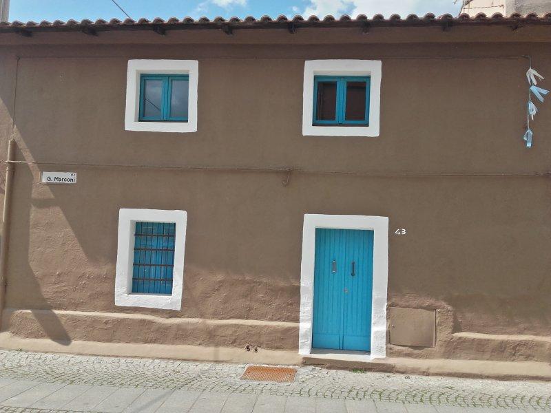 Casetta a Siapiccia, holiday rental in Nughedu Santa Vittoria