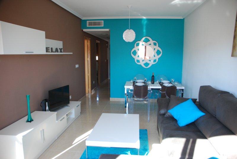 Apartament Camilla, holiday rental in Los Cuarteros