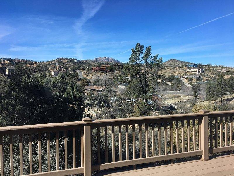 Rear deck - additional views