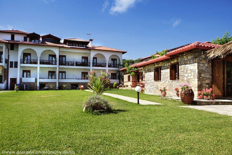 Kamares House Complex