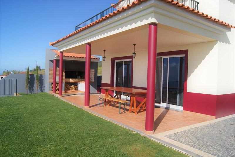 Villa ponta do pargo Panoramic Sea View, casa vacanza a Ponta do Pargo