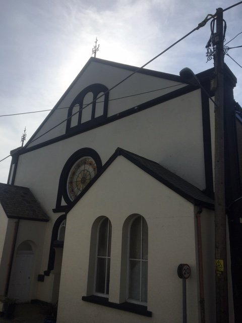Pilgrims Rest  converted chapel, holiday rental in Gulworthy