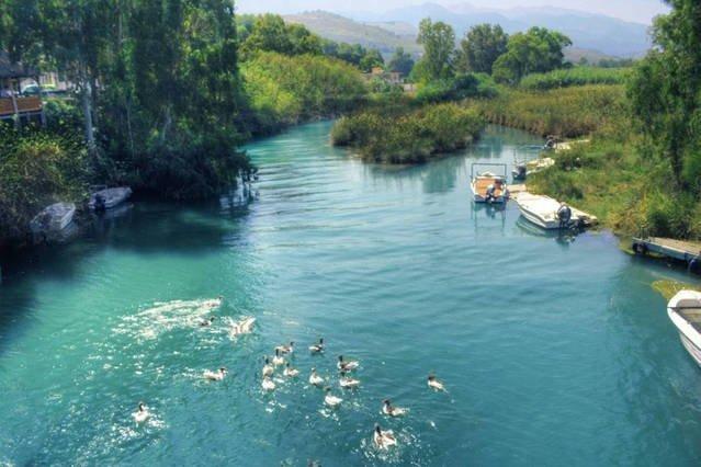 Almyrios Lake, Georgioupolis