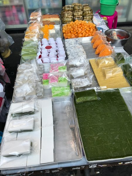 thai sweets in a stone throw away