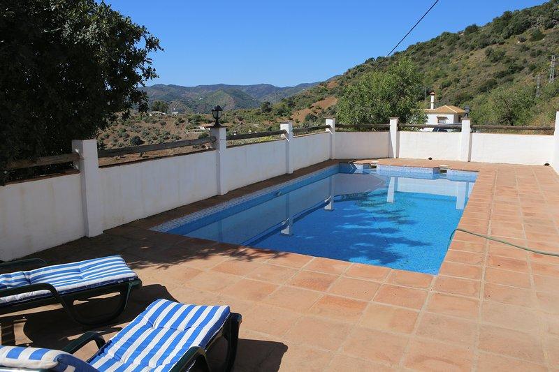 Hidden Cottage /Casita Escondida, holiday rental in Comares
